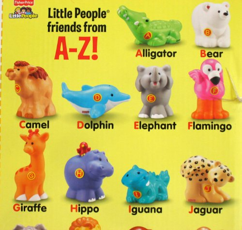 Fisher Price Little People A to Z Learning Zoo Playset | Toy in the UAE. See prices, reviews and ...