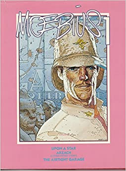 Book Moebius One (Limited-Signed Edition No. 12)