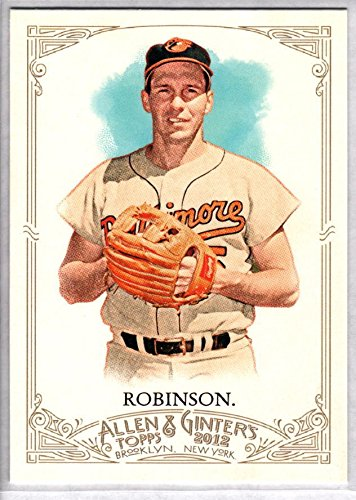 BROOKS ROBINSON 2012 Topps Allen Ginter #80