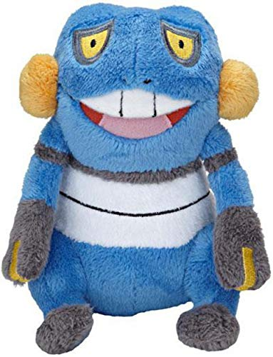 (Pokemon Jakks Pacific Series 7 Mini Plush Croagunk [Toy])
