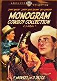 Monogram Cowboy Collection Vol. 1 (3 Discs)