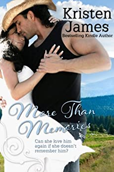 More Than Memories by [James, Kristen]