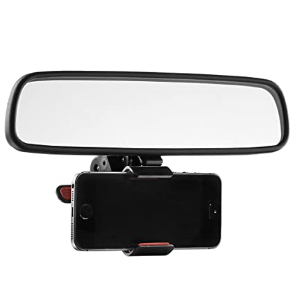 iphone mount. Radar Mount Mirror Car Electronics Bracket - IPhone, Android, GPS, Samsung, Iphone