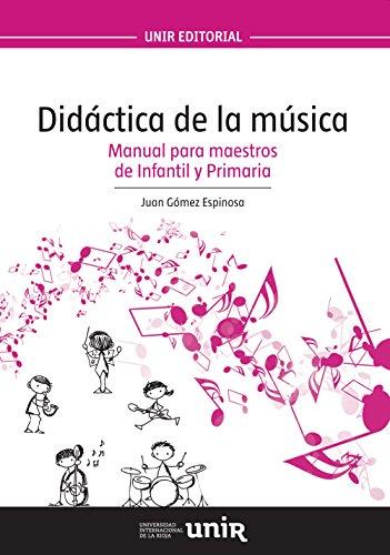Amazon.com: Didáctica de la Música: Manual para maestros de ...