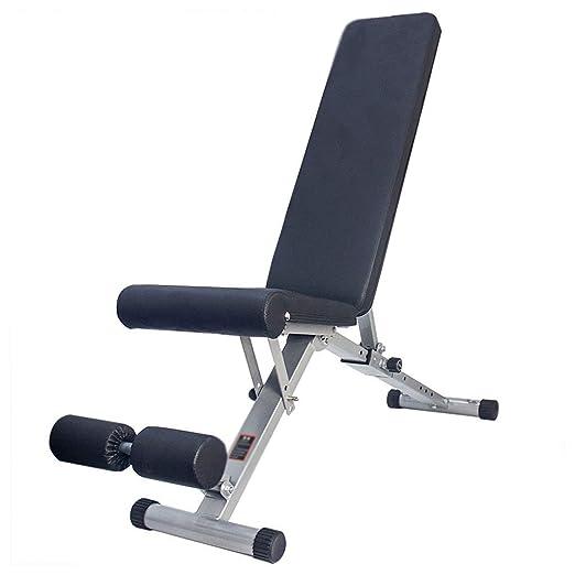 OhLt-j Banco de gimnasio, Bancos de pesas estándar Banco de pesas ...