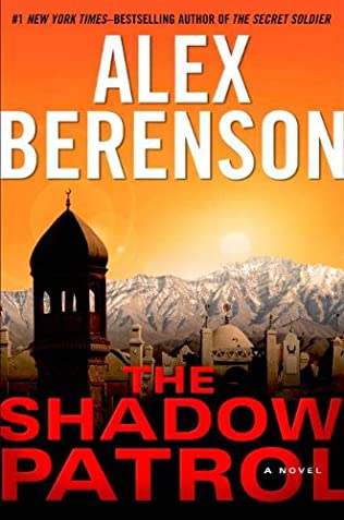 book cover of The Shadow Patrol