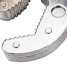 9 - 45mm Universal Wrench Multifunctional Pipe Spanner Type Repairing Tool