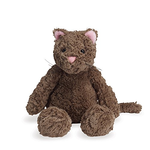 Manhattan Toy Delightful Carly Cat Stuffed Animal, 11""