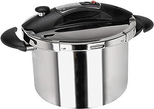 Sitram Speedo SitraSpeedo Pressure Cooker, 8L, Stainless Steel