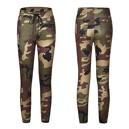 Femme Armee Cargo Sansee grn Jeans qE1tH7