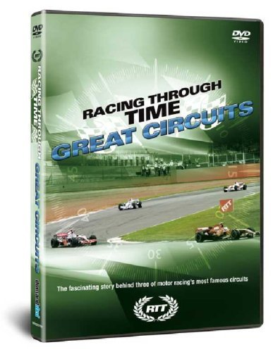 Racing Through Time - Great Circuits: Silverstone, Monaco [Import anglais]