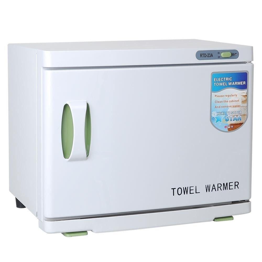 Triprel Inc Portable 2 in1 Hot Towel Warmer UV Sterilizer Cabinet Massage Beauty Salon Spa Facial - 23L by Triprel Inc (Image #3)