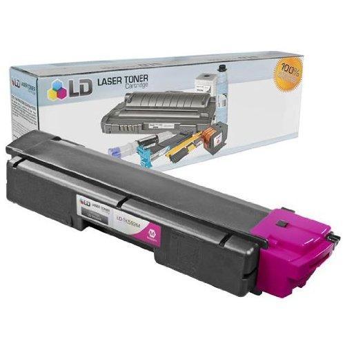 LD © Kyocera-Mita Compatible TK592M Magenta Laser Toner Cartridge for use in FS-C2026MFP, FS-C2126MFP, FS-C5250DN, M6026cidn, M6526cdn, M6526cidn, P6026cdn, P6526cdn, P6526cidn, & P6026cidn