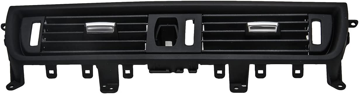 Mmhot for BMW 5Series 520 523 525 528 530 10-16 Avant AC Vent Air Grille Dashboard Console Centre Air Ventilation Fit OEM 64229166885 Color : Left
