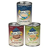 Blue Buffalo - Blue's Stew 12.5 oz Canned Dog Food - Chicken - Lamb - Beef by Blue Buffalo