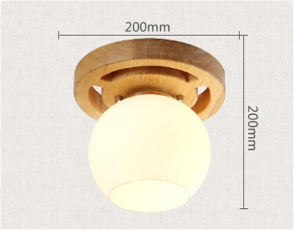 Xddcdl Minimalistischer Stil Leuchter Mini Led Deckenleuchte