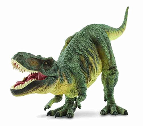 (CollectA Prehistoric Life Tyrannosaurus Rex Deluxe 1:40 Scale Dinosaur Figure - Paleontologist Approved Model)