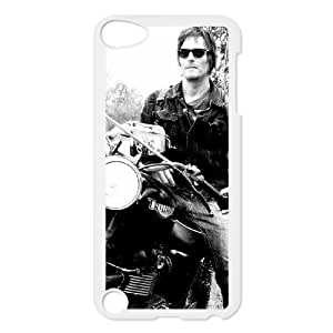 TV series The Walking Dead PC Hard Plastic phone Case Cover FOR Ipod Touch 5 ZDI010307