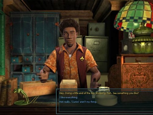 Amazon.com: Nancy Drew: The Legend of the Crystal Skull - PC: Video Games
