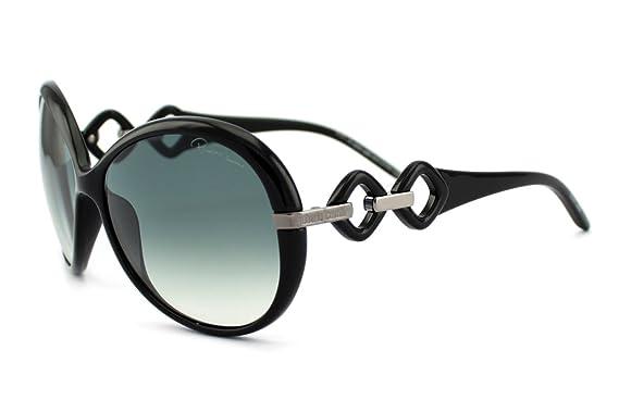 Amazon.com: Roberto Cavalli anteojos de sol rc519s (o01b ...