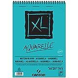 Bloco Espiralado Canson XL® Aquarelle 300g/m² A4 21 x 29,7 cm com 30 Folhas – 400039170