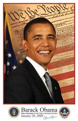 Barack Obama - Inauguration Poster Movie 2009