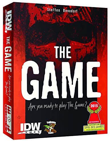 The Game: On Fire
