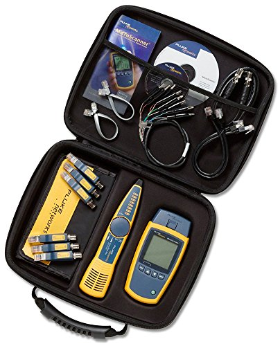 UPC 754082054375, Fluke Networks MS2-KIT Network Cable Tester Kit with Probe