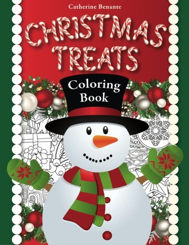 Christmas Treats Holiday Coloring Journeys product image