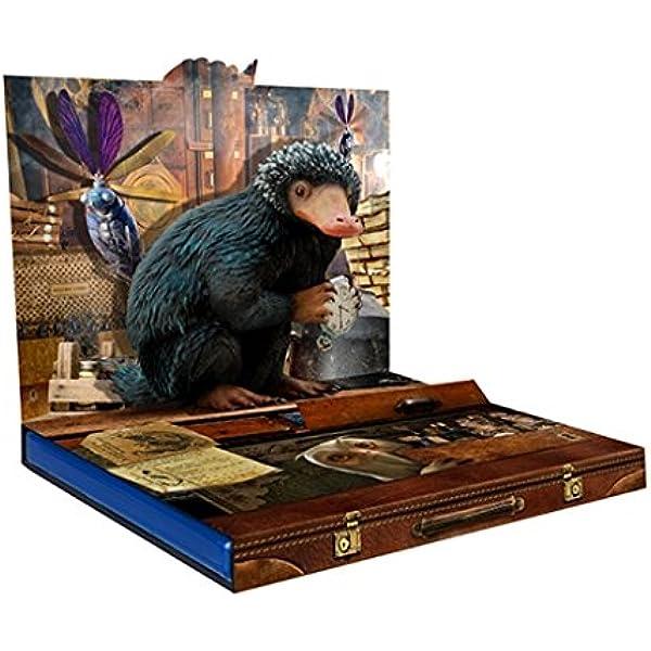 Animales Fantásticos Y Donde Encontrarlos Blu-Ray 3d + ...