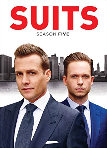 Amazon.com: Suits: Season 5: Gabriel Macht, Patrick J. Adams, Rick ...