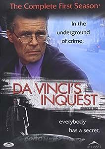Da Vinci's Inquest - Complete First Season