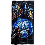 Disney Star Wars Beach Towel - Darth Vader 60x30
