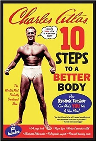 Ten steps to a better body: an introduction to fitness: charles.