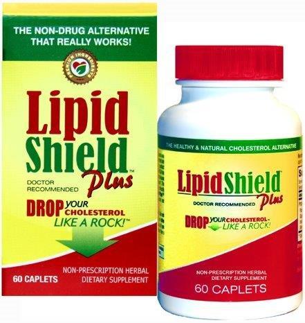 LipidShield plus bas taux de
