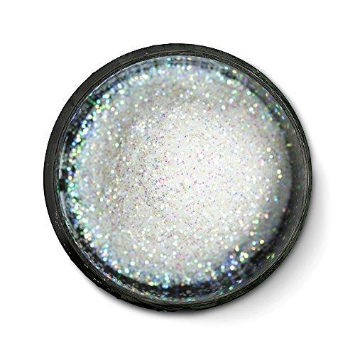 Ultra-Fine Polyester Glitter, Opalescent Mix, 1/2 ()