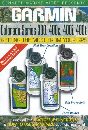 Garmin Colorado Series - Garmin Colorado Series 300, 400c, 400i and 400T
