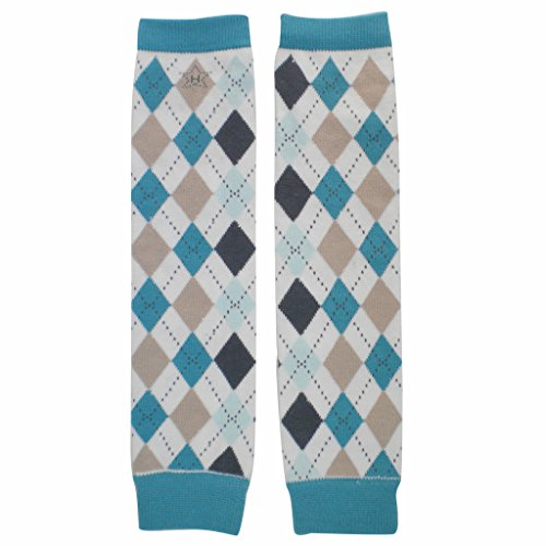 Regular Lozenge - Huggalugs Sale Baby and Toddler Boys and Girls Argyle Leg Warmers (Regular-fits 6 months to 8 years, Dapper)