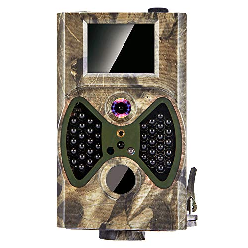 Trail Camera, 2018 Upgraded Distianert 1080P 12MP Hunting Game Camera, Wildlife Camera with Upgraded...
