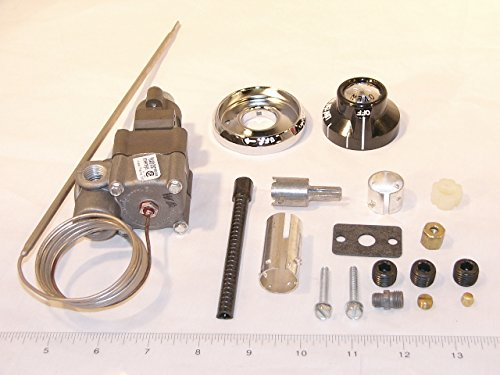 Gas Cooking Control, Thermostat Kit For Ovens