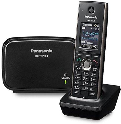 Panasonic KX-TGP600 DECT System (Voip Dect Phones)