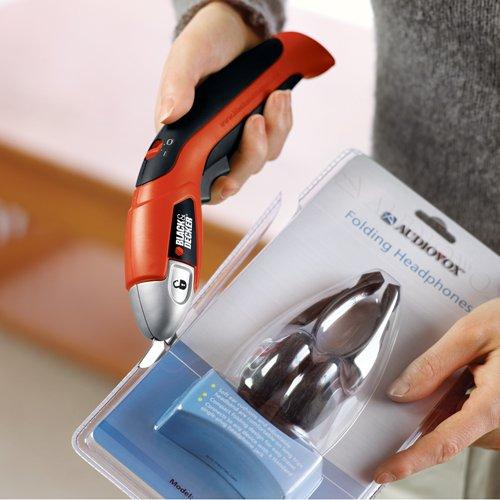 Black & Decker SZ360 3.6-Volt NiCad Cordless Power Scissors by Black & Decker