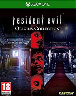 Capcom Resident Evil: Origins Collection, Xbox One Coleccionistas ...