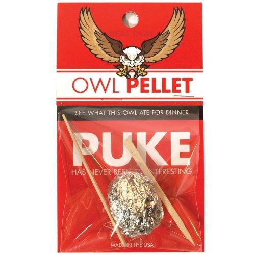 Copernicus Real Owl Pellet