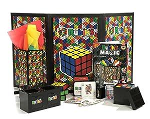 Rubik's Magic Puzzling Magic Set – Includes 300+ Tricks