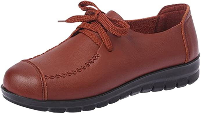 non leather work shoes
