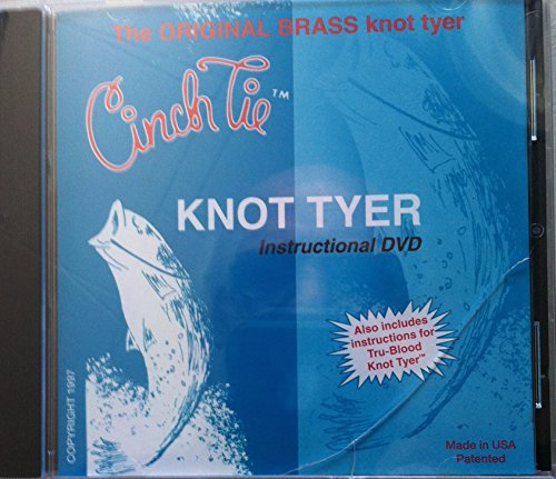 Koehler Industries Clinch Knot Tool, DVD