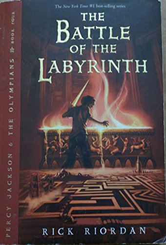 The Battle of the Labyrinth (Percy Jackson and the Olympians, Book - Rack Rick Wholesale