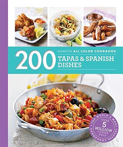 Hamlyn All Colour Cookery: 200 Tapas & Spanish Dishes: Hamlyn All Colour Cookbook: Amazon.es: Lewis, Emma: Libros en idiomas extranjeros
