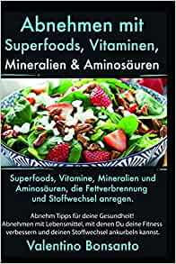 welche vitamine und mineralien zum abnehmen